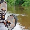 Passeios de barco no Pantanal Mato-grossense na cheia