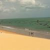"""80 km de praias e de dunas no """"fim"""" do Brasil"""