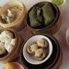 Restaurante Dim Sum Go Go em Manhattan, New York