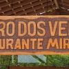 Restaurante Morro dos Ventos na Chapada dos Guimarães, Mato Grosso