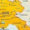 Pronta para conhecer o Laos