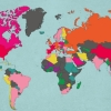 10 países mais visitados do mundo