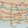 11 rotas fantásticas em rodovias nos Estados Unidos