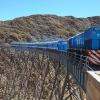 Aventura a bordo de trens ao redor do mundo