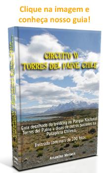 Guia Circuito W - Torres del Paine, Chile - Amandina Morbeck.