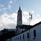 Santuário do Caraça, Minas Gerais - Foto: Amandina Morbeck.