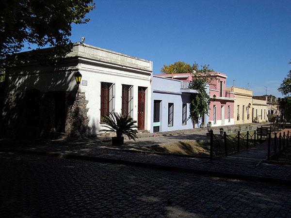Resquícios da colonização portuguesa no centro histórico - Colonia del Sacramento - Foto: Amandina Morbeck