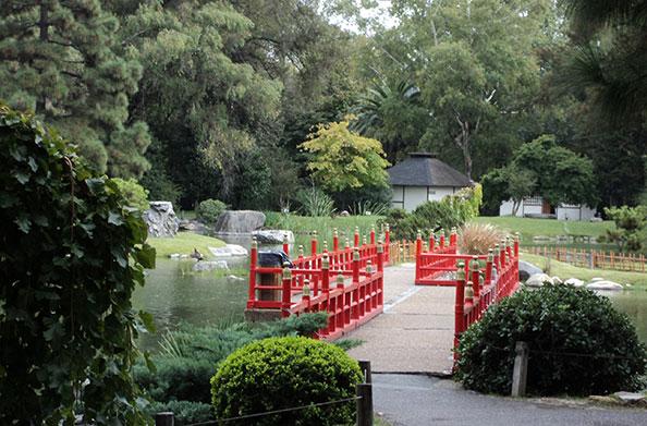 imagens jardim japones : imagens jardim japones:delicadeza está presente em todos os detalhes do Jardim Japonês em