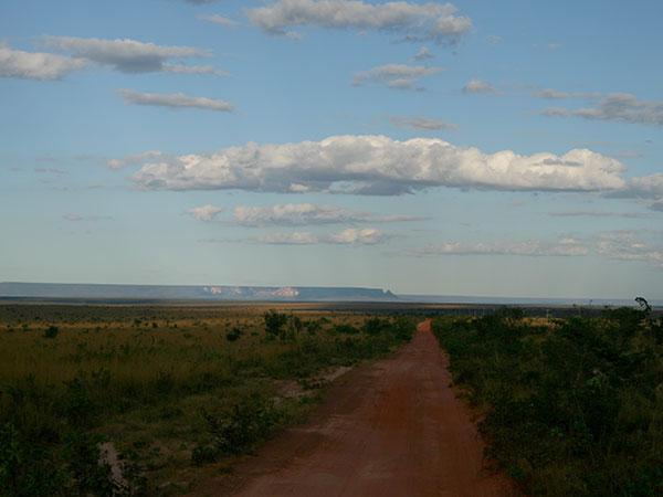 Paisagem do Jalapão, o deserto brasileiro - Foto: Amandina Morbeck.