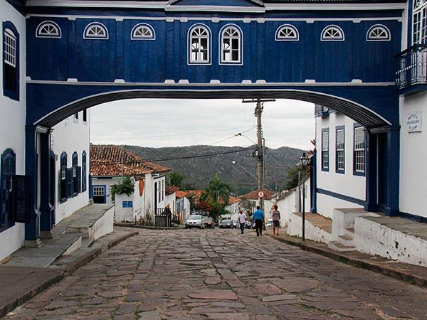 São muitos os pontos turísticos no antigo Arraial do Tejuco - www.viajandocomaman.com.br - De Diamantina a Ouro Preto pelo Caminho dos Diamantes - Foto: Amandina Morbeck.