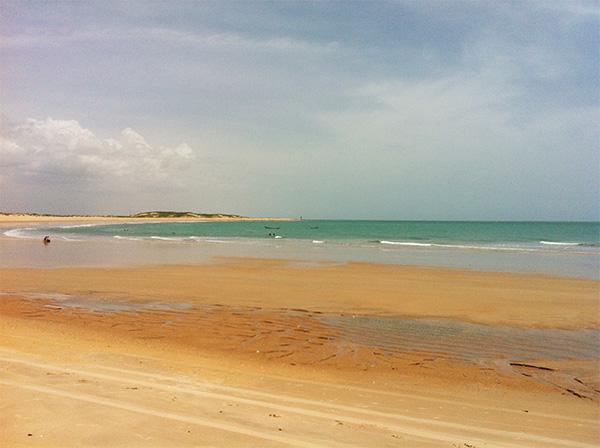 Praia de Galhinhos - www.viajandocomaman.com.br - Foto: Amandina Morbeck.