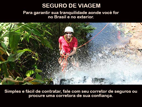 Seguro viagem - tranquilidade por onde você for no Brasil e no exterior.