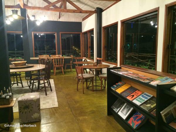Bistrô Café com Verso em Gonçalves MG - Foto: Amandina Morbeck.