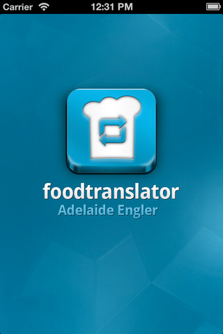 Foodtranslator