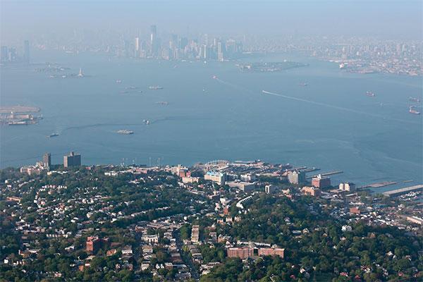 Staten Island - Foto: Reprodução/Iwan Baan.