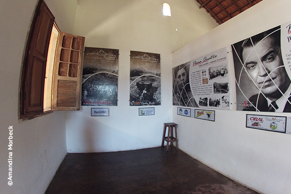 Estação Coronel Fulgêncio - Foto: Amandina Morbeck.