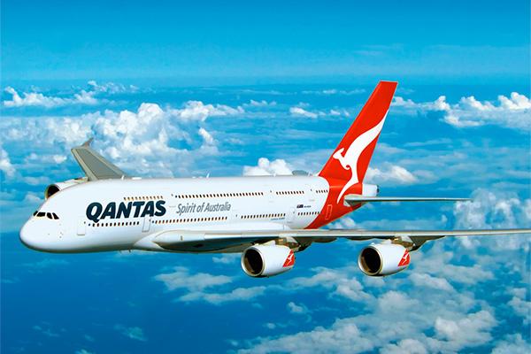 Qantas, a melhor companhia aérea de 2013 - Foto: Reprodução.