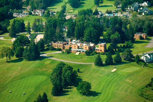 Cranwell Resort & Spa - um lugar lindo numa paisagem de sonhos - Foto: Reprodução.
