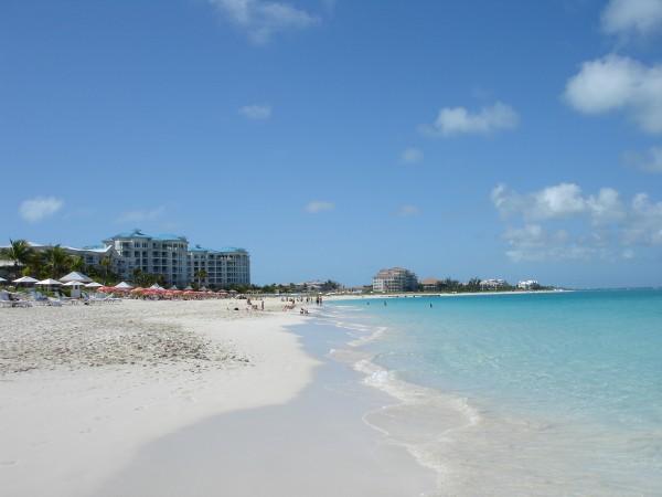 Grace Bay, Providenciales, Turks e Caicos - Foto: Reprodução/TripAdvisor.