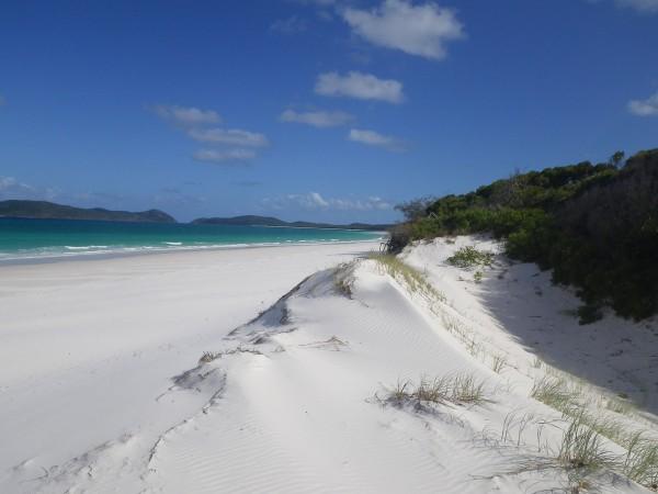 Whitehaven Beach, Whitsunday Island, Austrália - Foto: Reprodução/TripAdvisor.