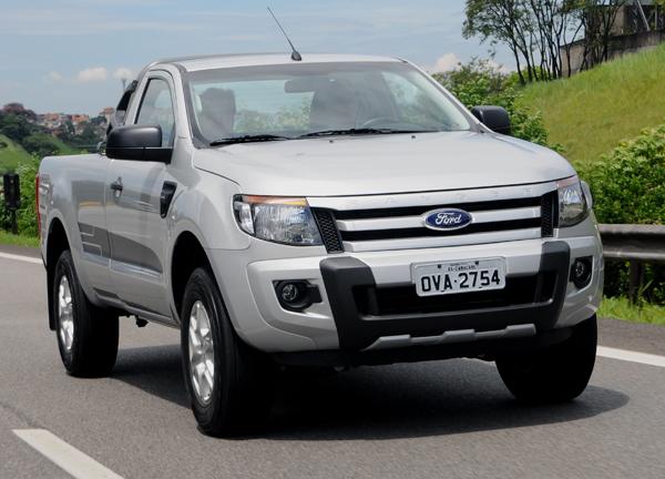 Com novo design, a Ranger Sport deve repetir o sucesso das versões anteriores - Foto: Divulgação.