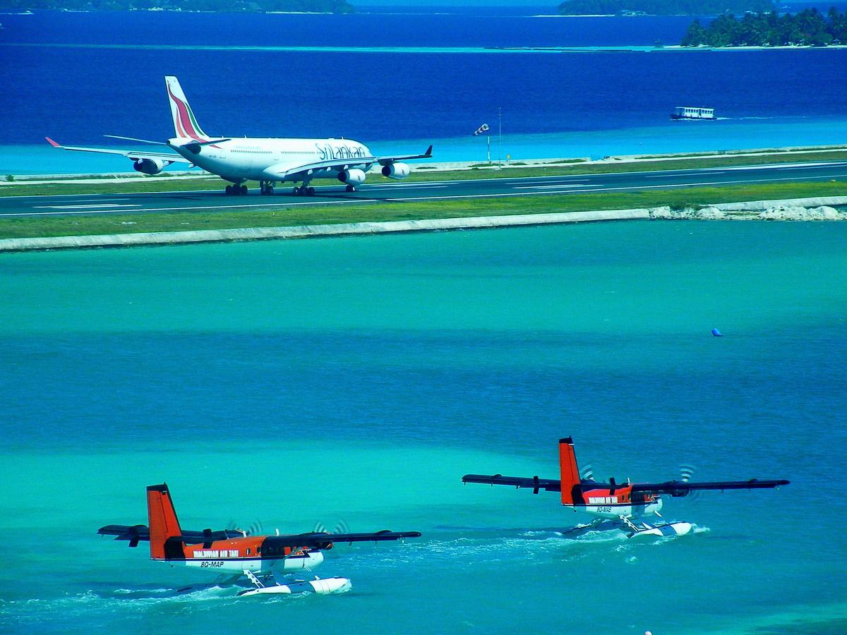 Maldives New Home