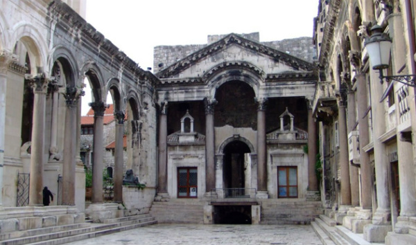 Palácio de Diocleciano em Split - Foto: Reprodução/Wikia.