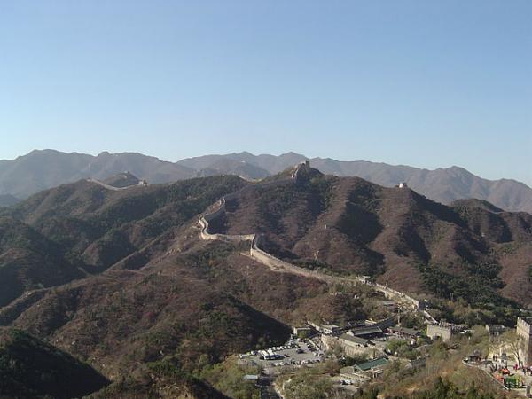 China - A Grande Muralha - Foto: Wikimedia/Zquestz.