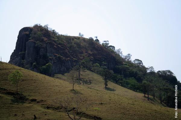 Pedra do Cruzeiro - Foto: Amandina Morbeck.