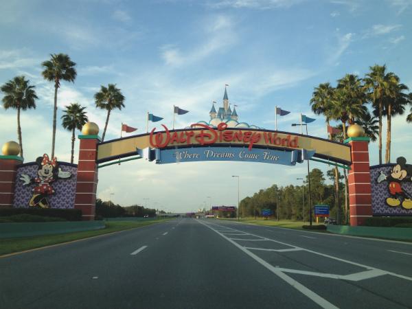 Entrada para as atrações do Disney World | Qual a melhor época para visitar Orlando? - Foto: Reprodução/Paula Brown.