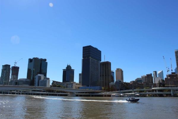 South Bank Parkland, Brisbane, Australia - Foto: Fernanda Archanjo.