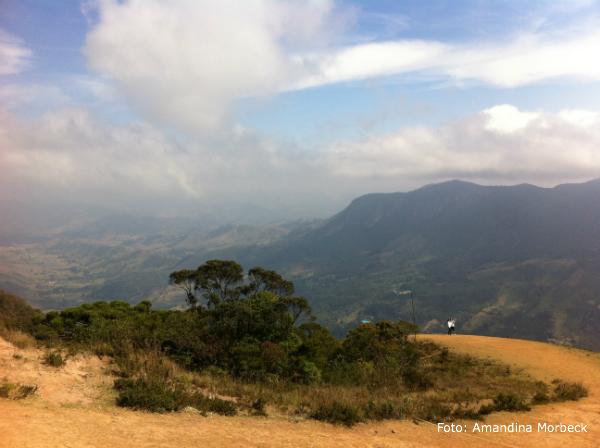 Perto de Gonçalves fica São Bento do Sapucaí, que também tem paisagens lindas.