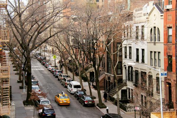 Vizinhança do apartamento alugado no Upper East Side em Manhattan, New York - Foto: Kleber Carvalho.