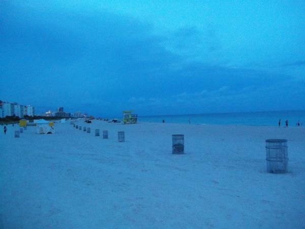 Miami Beach ao entardecer - Foto: Rodrigo Duzzi.