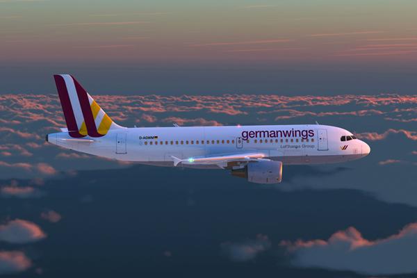 Acidente com o voo da Germanwings em março de 2015 - Foto: Reproduçaõ.