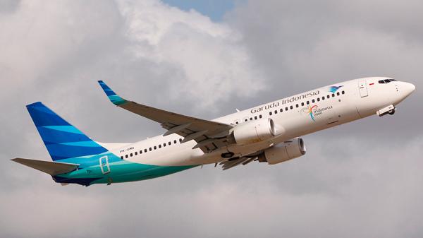 10 melhores companhias aéreas do mundo (2015) - Garuda Indonesia - 8 lugar.