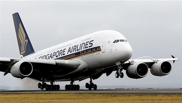 10 melhores companhias aéreas do mundo (2015) - Singapore Airlines (2 lugar).