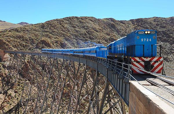 Tren a las nubes, na Argentina - Foto: Reprodução/Wikiwand.